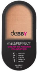 deBBY Mat & Perfect Make Up
