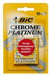 BIPA Chrome Platinum Rasierklingen