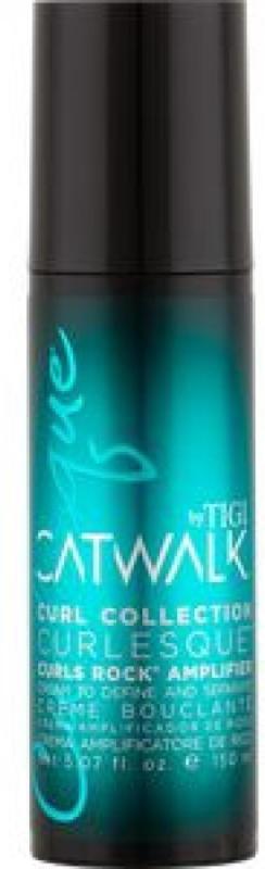 TIGI catwalk Curlesque Curls Rock Amplifier Stylingcreme 150ml