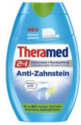 Theramed 2in1 Zahncreme + Mundspülung Anti-Zahnstein