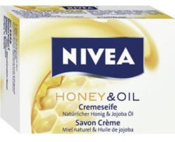 NIVEA Cremeseife Honey & Oil