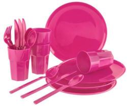 Picknickset Rio pink