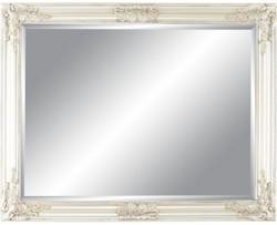 Wandspiegel ca. 70x90x30cm Silberfarben