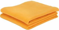 Fleecedecke Trendix -Top- orange
