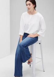 TRIANGLE Curvy: Wideleg-Jeans