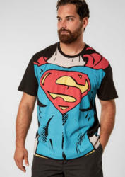 s.Oliver RED LABEL Superhero-Shirt im Vintage-Look