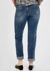 TRIANGLE Curvy Slim: Used-Jeans