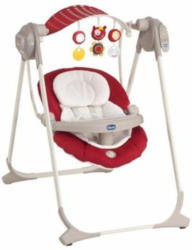 Babyschaukel Polly Swing Up, Dess. 0470 - red