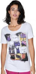 Amy Vermont Shirt mit Strassdekoration