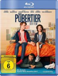 Universal BLU-RAY Film »Das Pubertier - Der Film«