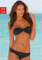 Venice Beach Bandeau-Bikini im jungen Sportswear-Look