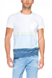 salsa jeans T-Shirt, kurzarm »PALM BEACH«