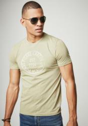 PIERRE CARDIN T-Shirt mit Logoprint - Modern Fit