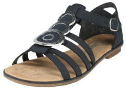 Sandalette mit Verzierungen