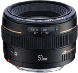 Canon EF 50mm f/1.4 USM Festbrennweite Objektiv