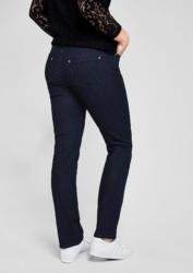 TRIANGLE Regular Slim: Jeans mit Abnähern