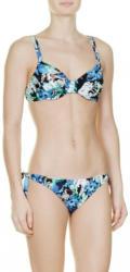 HOT STUFF Damen Bikini Leaves+Flowers