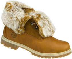 Timberland Authentics Faux Fur Fold-Down