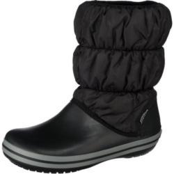 Winter Puff Stiefel