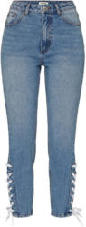 Lace up Jeans ´Donna´
