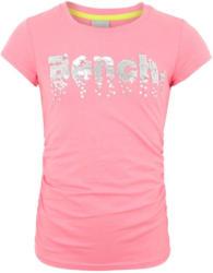 T-Shirt mit Paillettenverzierung