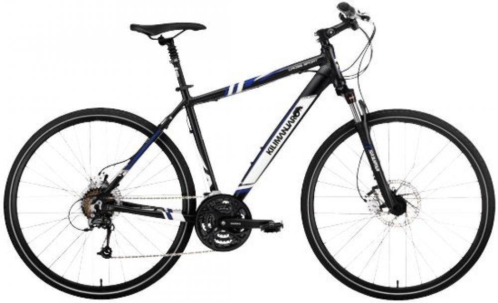 Crossbike Fahrrad Damen Kilimanjaro in 8552 Eibiswald für