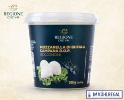 REGIONE CHE VAI Büffel-Mozzarella DOP