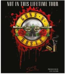 Guns N' Roses-Konzert