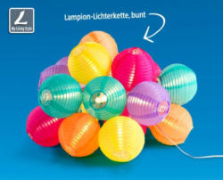 MY LIVING STYLE LED-Sommerlichterkette