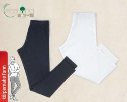 GREEN FEELING BIO Damen-Leggings/ Caprihose