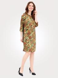 Mona Kleid aus schimmernder Satin-Qualität