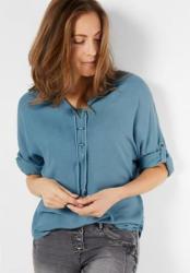CECIL Bluse mit V-Ausschnitt