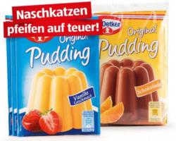 DR. OETKER Puddingpulver