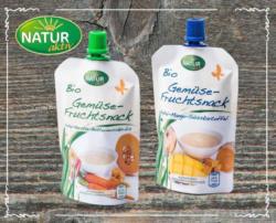 NATUR AKTIV Bio-Gemüse-Fruchtsnack
