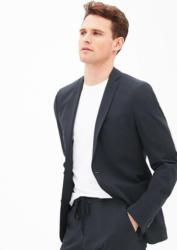 s.Oliver BLACK LABEL Slim: Sakko mit Krinkel-Struktur