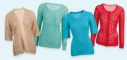 Damen-Pullover/-Weste