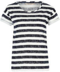 T-Shirt mit Kettendetail