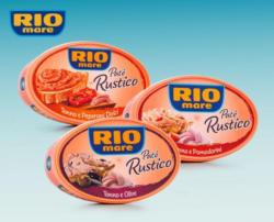 RIO MARE Paté Rustico/ Thunfisch Pikant