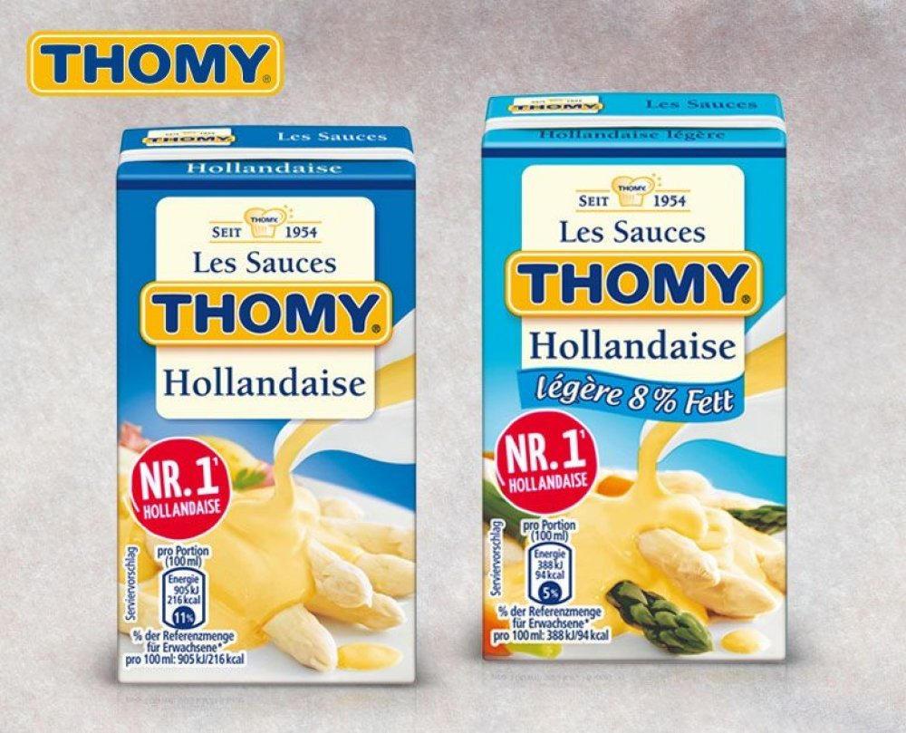 Wogibtswas At Thomy Sauce Hollandaise 0 99 Bei Hofer