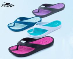 CRANE Damen-Bade-/ Freizeit-Pantoffeln