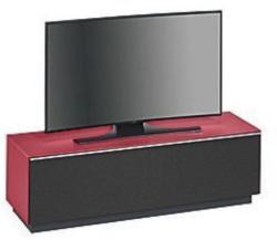 Tv Mobel Glas Rot Nur 199 00 Statt 625 00 Kika Mobel Angebot Wogibtswas At