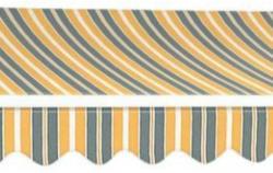 Standard - 2011 - gelb-grau-weiß gestreift