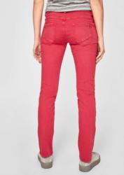s.Oliver RED LABEL Shape Slim: Jeans mit Stickerei