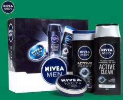 NIVEA MEN Herren-Geschenk-Set