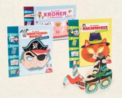 Kreatives Maskenbuch