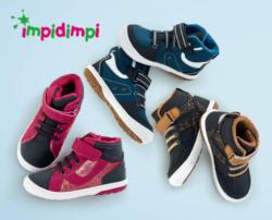 IMPIDIMPI Kleinkinder-Schuhe gefüttert