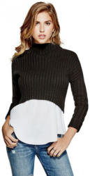 Guess PULLOVER RIPPENMUSTER