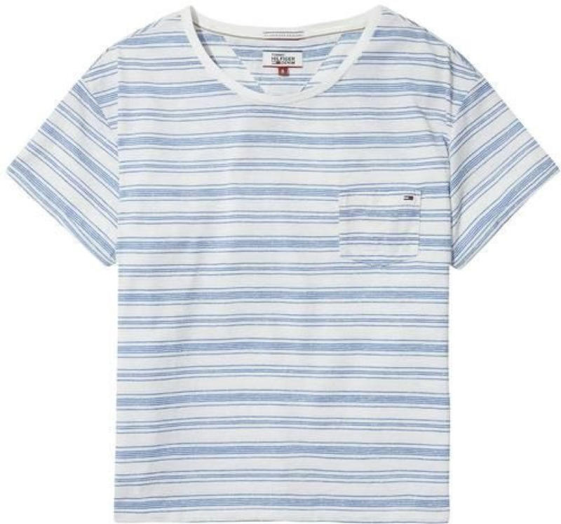 Hilfiger Denim T-Shirt ´´THDW SN STRIPE KNIT S/S 14´´
