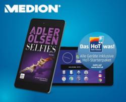 MEDION eBook Reader mit Tablet Funktion