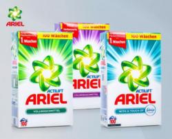 ARIEL Pulver Waschmittel/ Pods